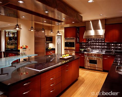 Chef Kitchen Design A Chef S Kitchen Contemporary Kitchen San Francisco By Studio Becker Bespoke Cabinetry