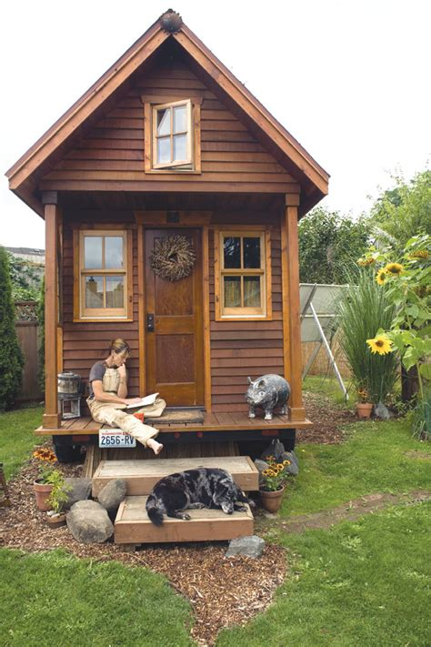 living big in a tiny house living large in a tiny house dee williams finds sustainable living in an 84 square foot home
