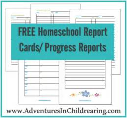 free report card template free homeschool report card template 2016 free business