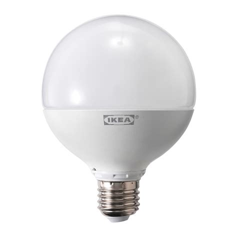 Ikea Ledare Dimmable Led Globe Bulb E27 1000 Lumens 16 5w Ikea Light Bulbs Led
