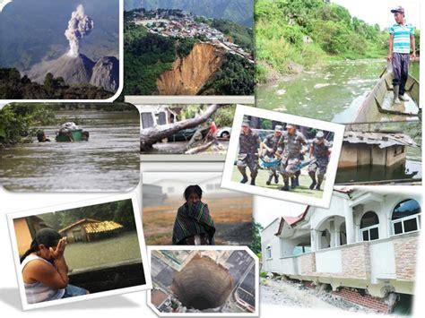imagenes de desastres naturales en guatemala impacto econ 243 mico de los desastres naturales en guatemala