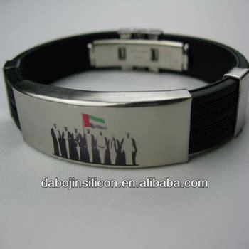 Uae National Day Silicone Flag Bracelet   Buy Uae Bracelets,Uae Flag Bracelet,Uae Flag Hand