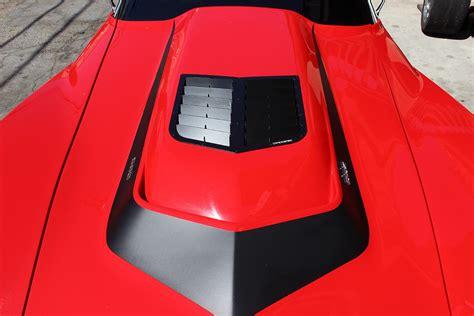 corvette hood vent kit