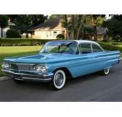 All American Classic Cars 1960 Pontiac Catalina 2 Door