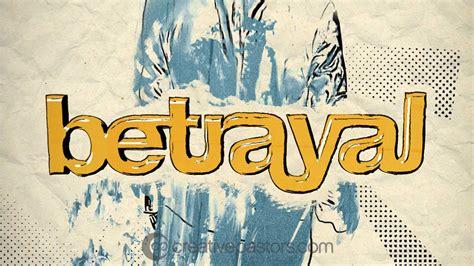 betrayal series graphic