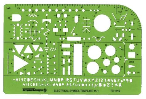 Electronic Templates templates