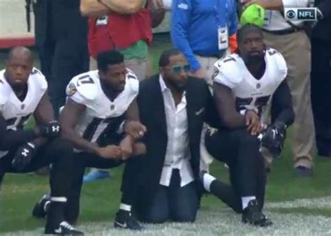 105 7 the fan baltimore ray lewis on 105 7 the fan i m not in the protesting