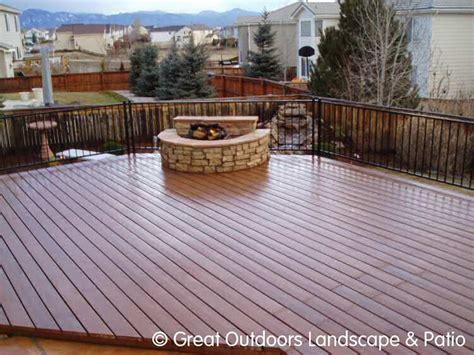 Patio Designs Colorado Denver Colorado Landscaping Decks Patios