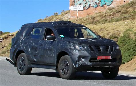 Nissan Suv Trucks by 2018 Nissan Navara Suv Picture 687932 Truck Review