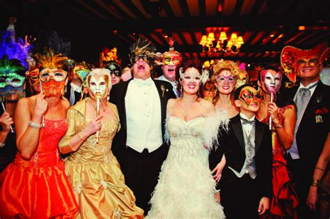 Backyard Wedding Party Ideas A Masquerade Wedding At Shadowbrook In Shrewsbury New Jersey