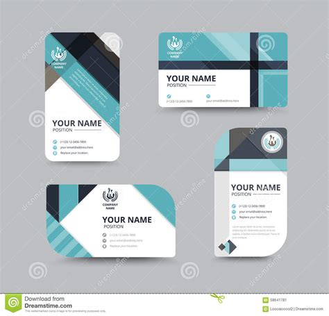 business name card design template business name card design for corporation card template