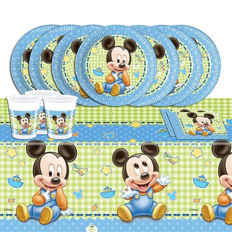 Mickey Mouse Baby Shower Items by Disney Baby Mickey Mouse 1st Birthday Baby Shower