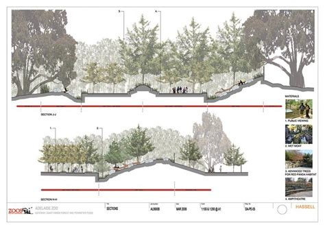 landscape architecture sections pin by damien dupuis on sections pinterest