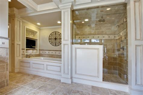 traditional master bathroom ideas luxury spa master bathroom