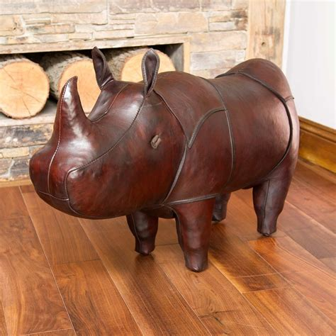 Rhino Handmade - handmade leather rhino medium 33 inches the