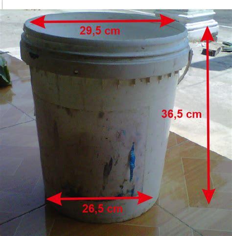Tabung Alas Kaleng Uk Diameter 8 3 Tinggi 10cm tukang mandor pemborong membuat perbandingan mutu cor