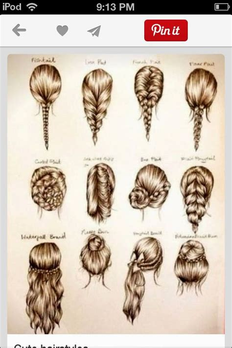 easy simple hairstyles for school hairstyles ideas