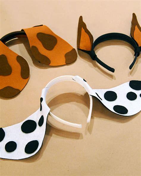 pattern for felt dog ears best photos of dog ear headband template puppy dog ears