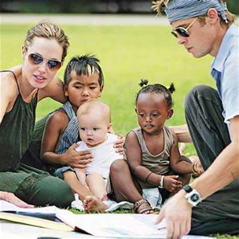 Pitt And Will Adopt Child Number Four by Brad Pitt To Adopt Again