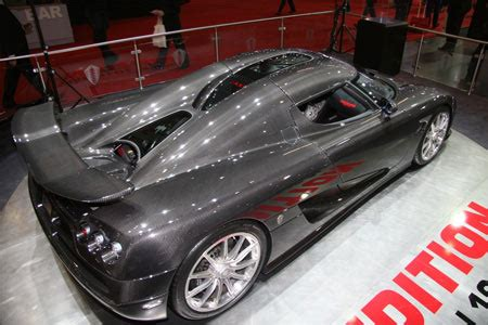 Koenigsegg Ccx And Ccxr Edition A Carbon Fiber Lovers