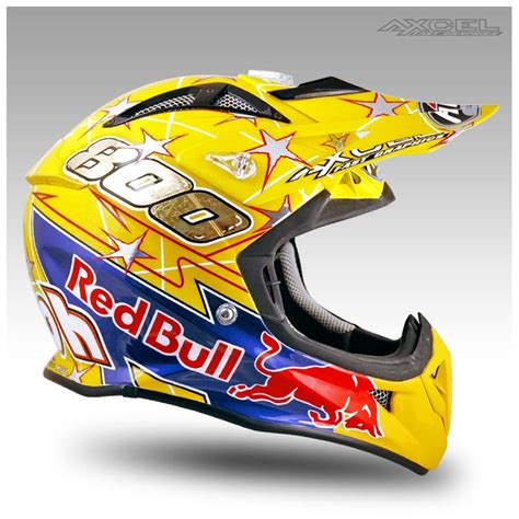 red bull motocross helmet mike alessi red bull helmets pinterest best alessi