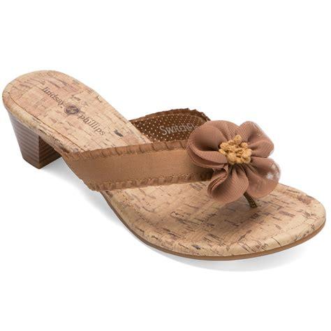 lindsay phillips sandals lindsay phillips switchflops stacked heel sandals