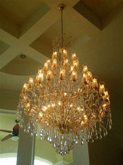 Chandelier Miami Custom Made Large Chandelier Traditional Chandeliers Miami By Goldenageusa