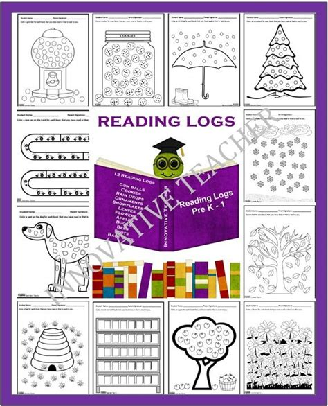 themes for reading logs reading logs 12 different themes