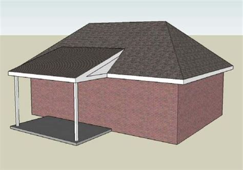 How To Tie A Shed by Exle Of A Typical Shed Roof With Roof Tie In On A