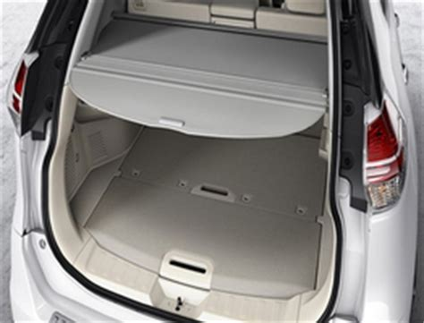 Nissan Rogue Cargo Cover by 2014 Nissan Rogue Rear Cargo Cover 999n3 G2001