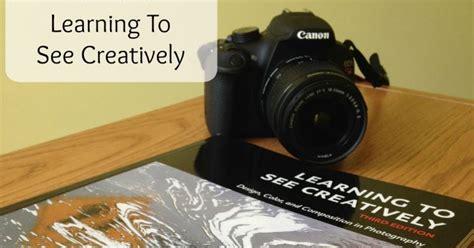 libro learning to see creatively book review learning to see creatively home crafts by ali