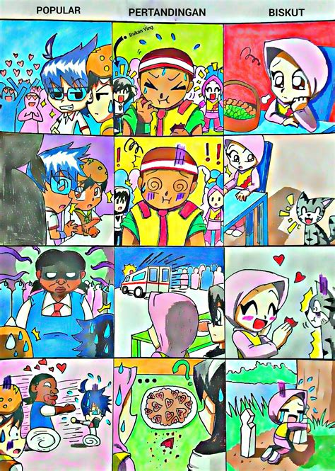 Komik Story From The Past 1 5 boboiboy komik 1 by rizalramdan95 on deviantart