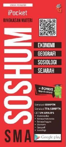 Buku Pintar Un Sosiologi Sma bukukita i pocket sma soshum ekonomi geografi