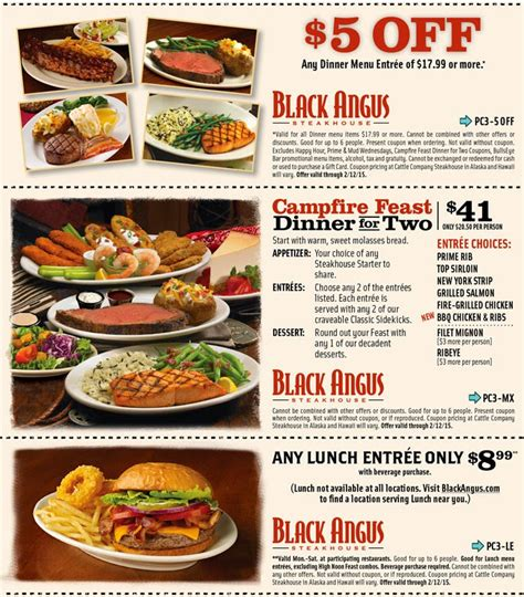 printable restaurant coupons july 2015 black angus coupon dinner 2 2015 2017 2018 best cars