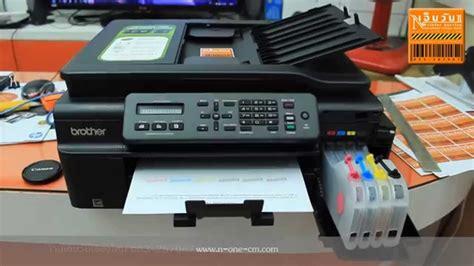 Printer J200 mfc j200 ต ดต งระบบ inktank by ร านเอ นว น