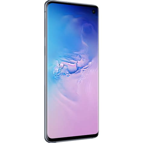 Samsung Galaxy S10 Refurbished by Samsung Galaxy S10 Sm G973u 128gb Smartphone Sm G973uzbaxaa B H