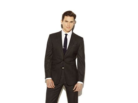 White Collar Wardrobe by White Collar Wardrobe Matt Bomer For Gilt In Suits 2018