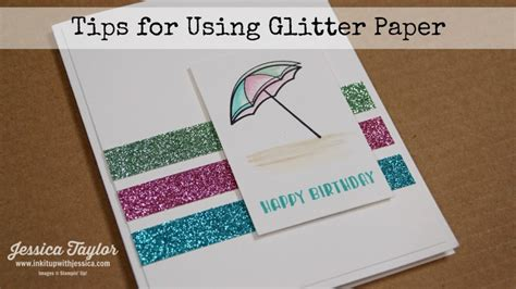 Glitter Paper For Card - cards archives ink it up with card