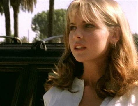 blonde vire hairstyles buffy hairstyles season 1 buffy saison 1 233 pisode 1