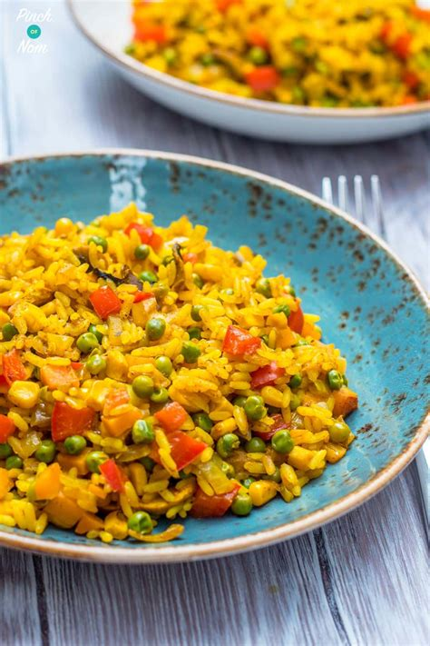 savoury rice slimming weight watchers friendly pinch
