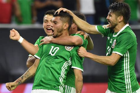 mexico vs germany confederations cup s expected semi finalists mexico vs