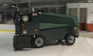 Floor Zamboni by Car And Driver