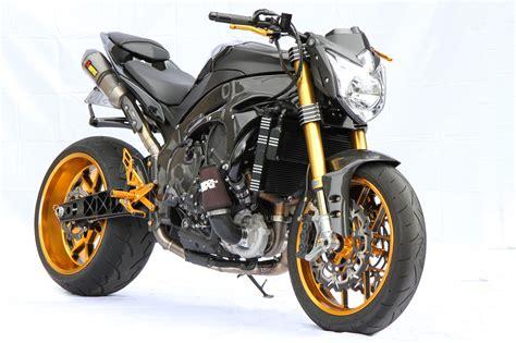 Yamaha Fz1 Aufkleber Set by Custom Big Turbo Fightered Yamaha R1 Bike Review