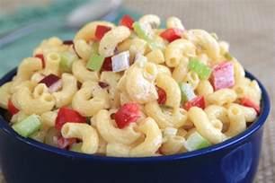 classic pasta salad classic macaroni salad circulon