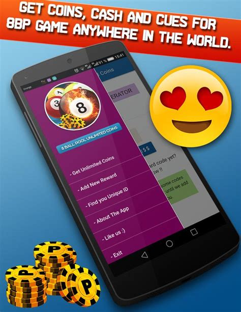8ball pool free coins rewards for android apk