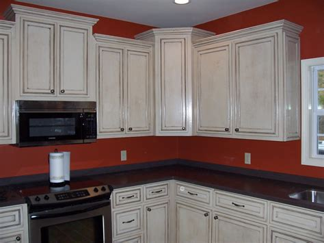 Glazing Kitchen Cabinets Ideas Home Design Ideas Glazing White Kitchen Cabinets