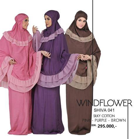 Mukena Bordir Soft Cotton mukena endonezya ve malezya da kullan莖lan iki par 231 adan olu蝓an namaz elbisesi birbirinden