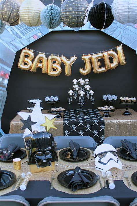 Wars Baby Shower Decorations by Wars Baby Shower Ideas Shindigz S