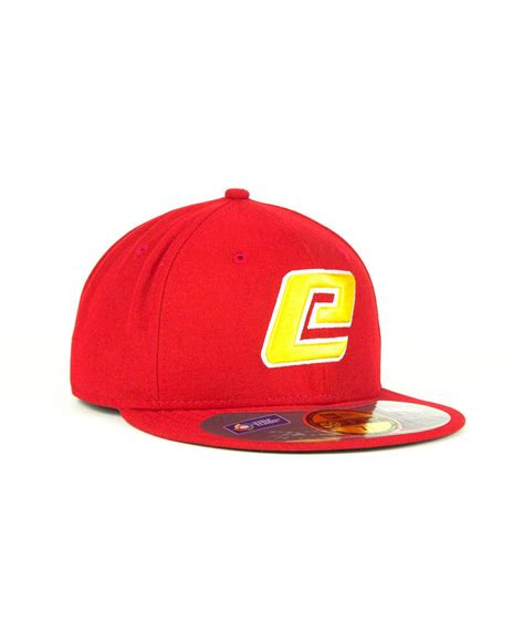 new era spain lyst ktz spain world baseball classic 59fifty cap in