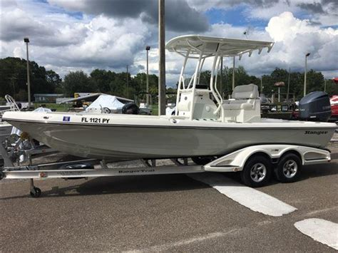 ranger bay boats for sale used 2015 used ranger 2310 bay ranger freshwater fishing boat